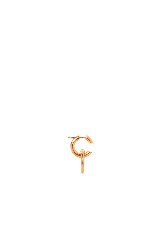 Twin Earring, GOLD