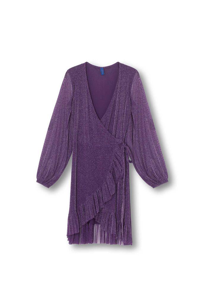 Rose dress 07690041, PURPLE