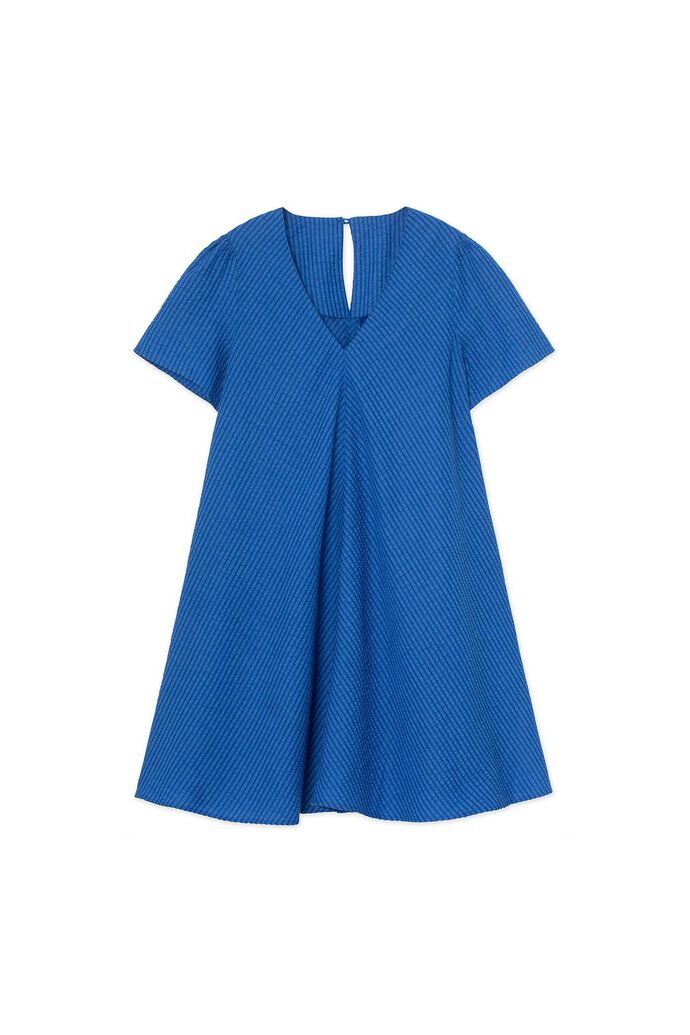 Ulva dress 0918546, CROWN BLUE