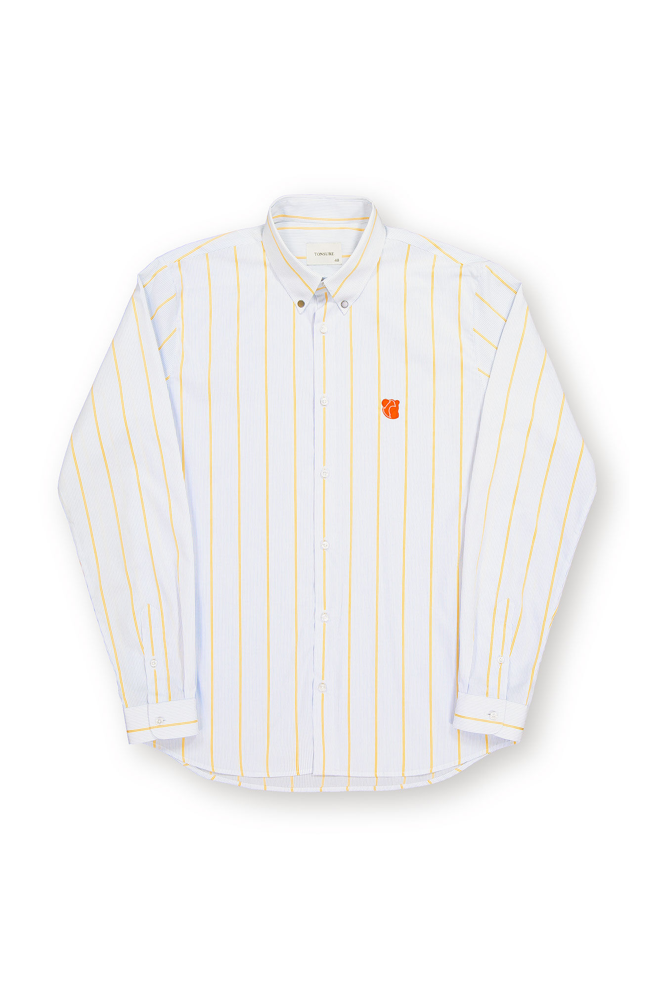 Charles T.09.032.CO.PSTR, YELLOW/BLUE PINSTRIPE