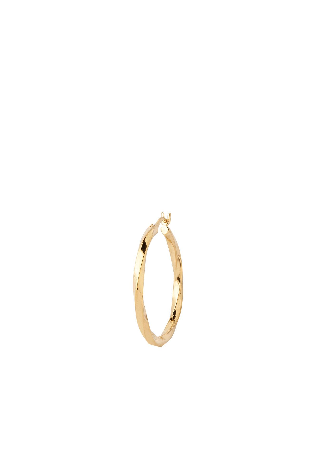 Francisca Hoop Small 100662, GOLD HP