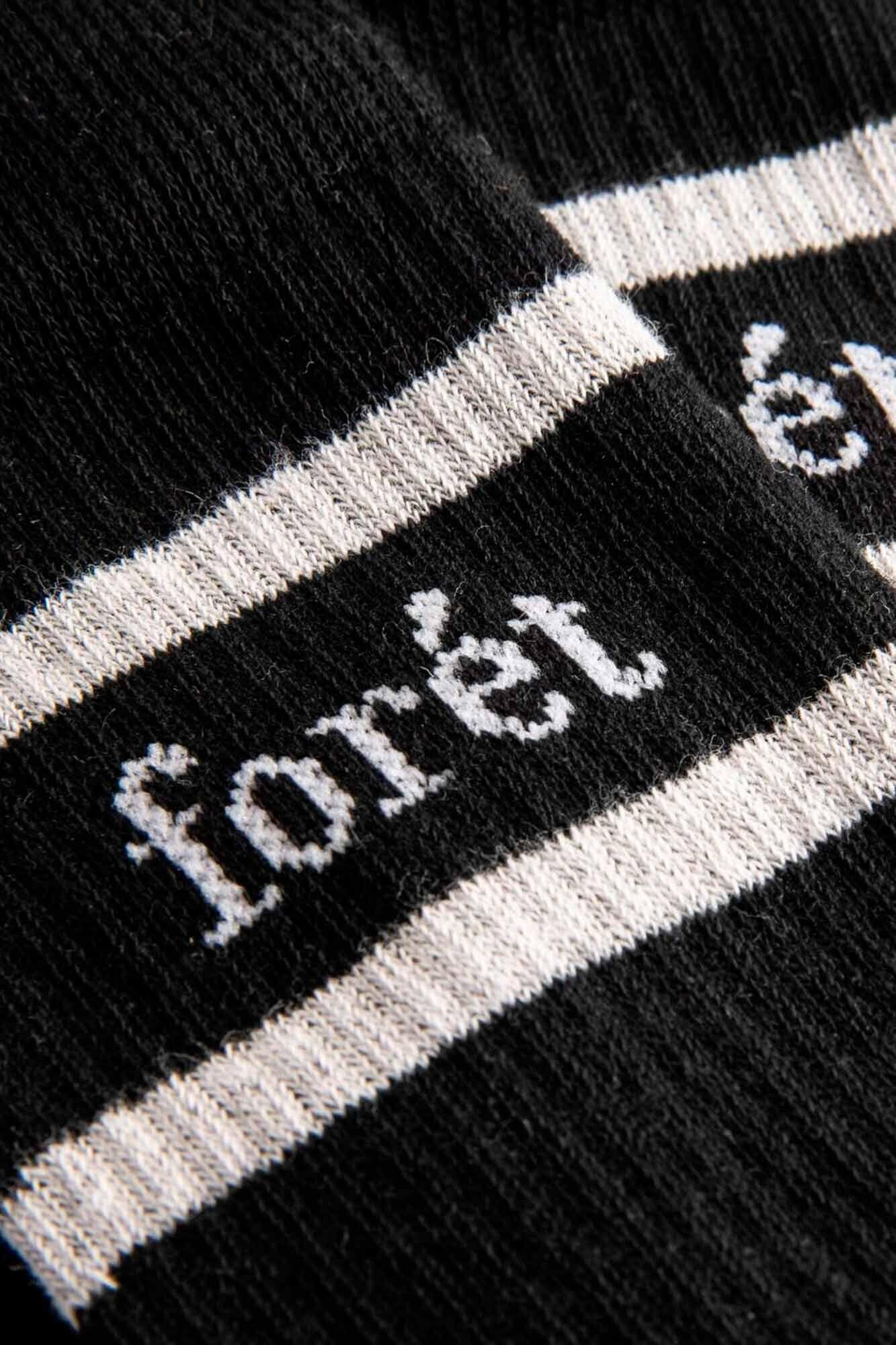 Ant socks 85, BLACK