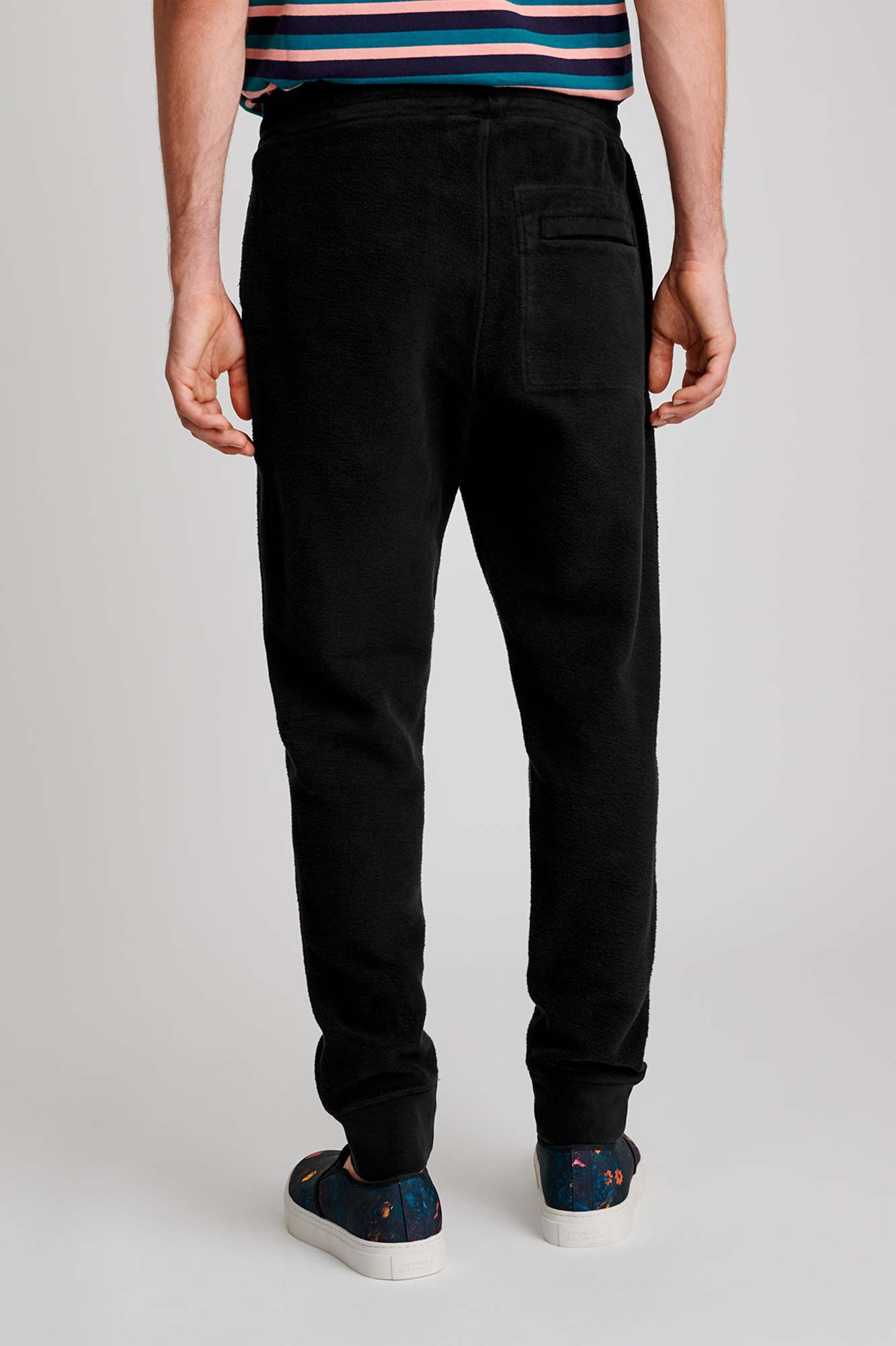 Ken sweat pant, BLACK