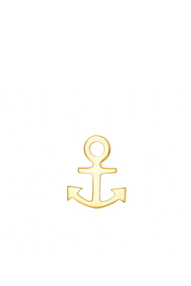 Anchor Ear Stud LULUE100
