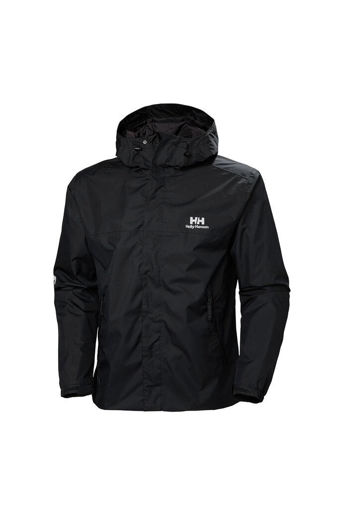 Yu ervik jacket 53395, BLACK