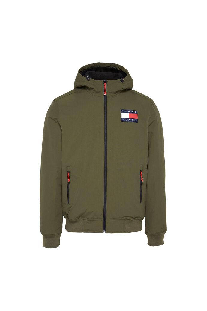 Padded lylon jacket DM0DM07120, FORREST NIGHT
