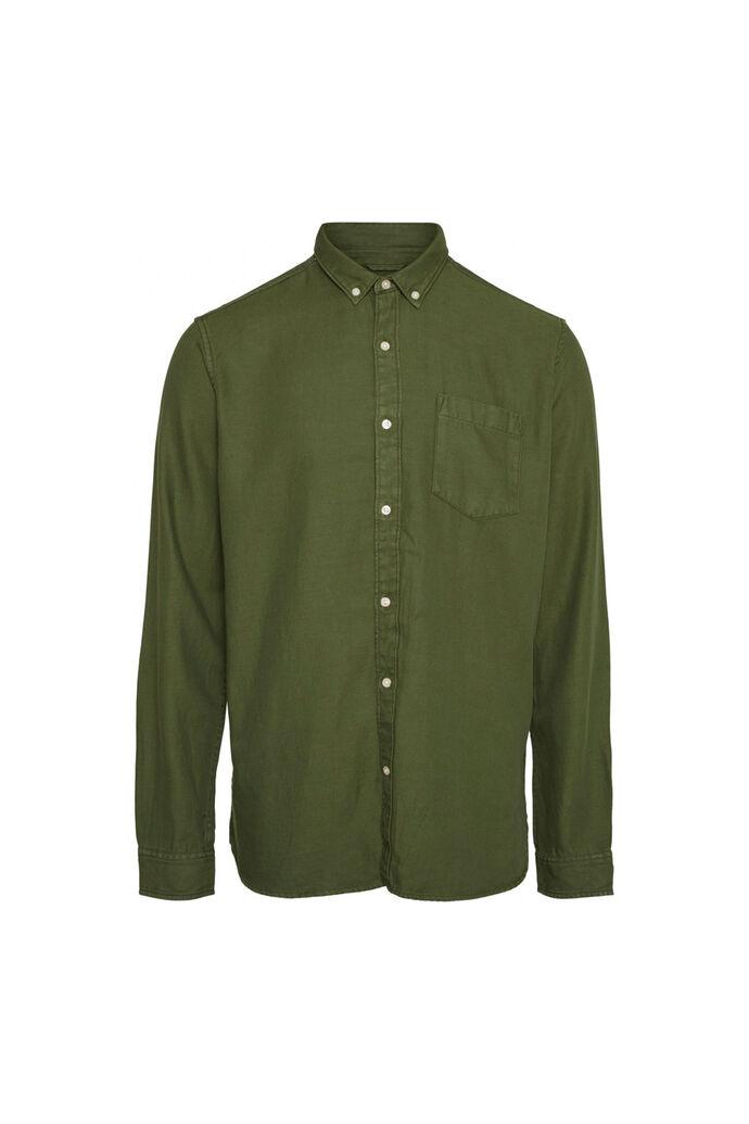 Twill shirt/Vegan 90686