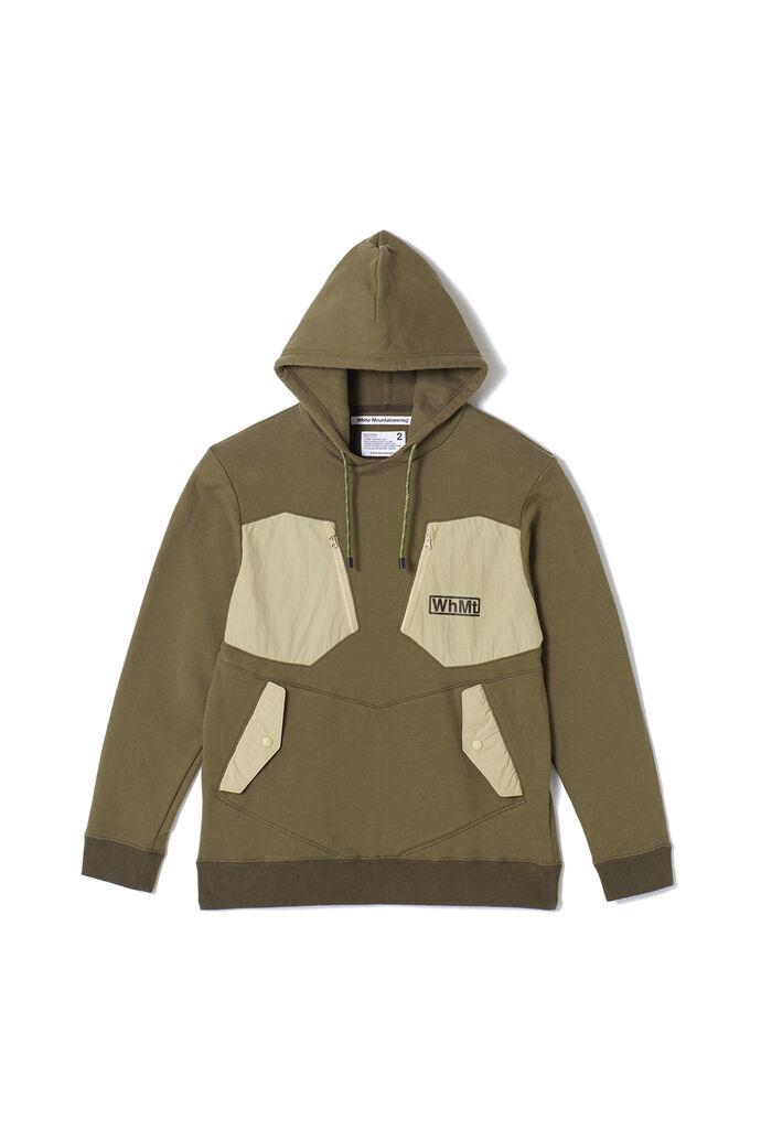 Hooded parka WM1973512