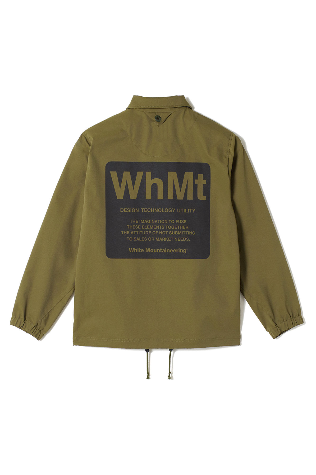 WhMt printed coasted WM1973209, KHAKI KHAK