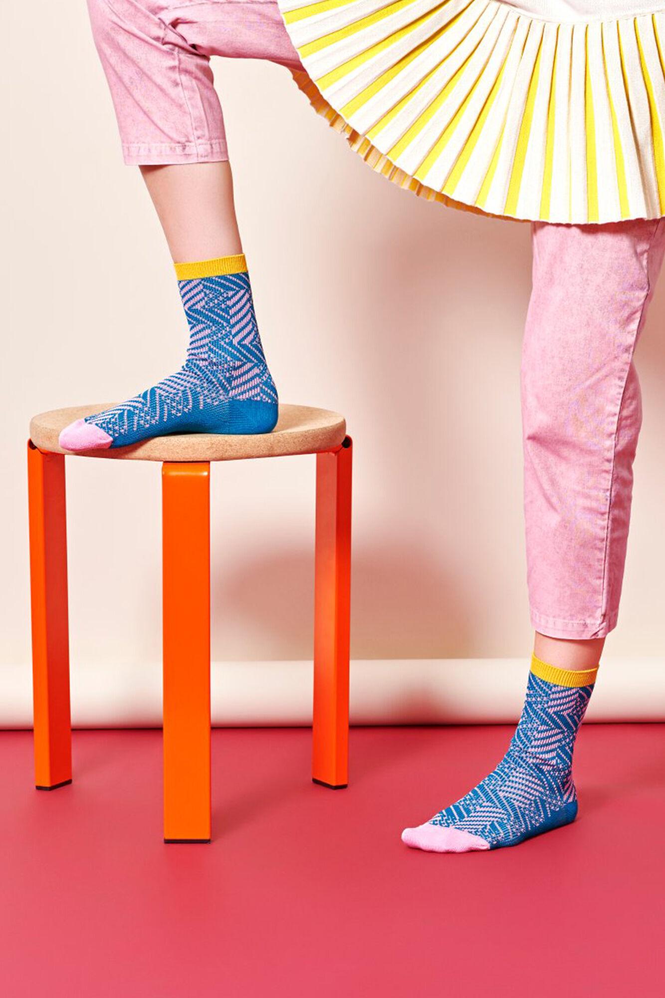 Greta Crew Sock SISGRE14, 3000