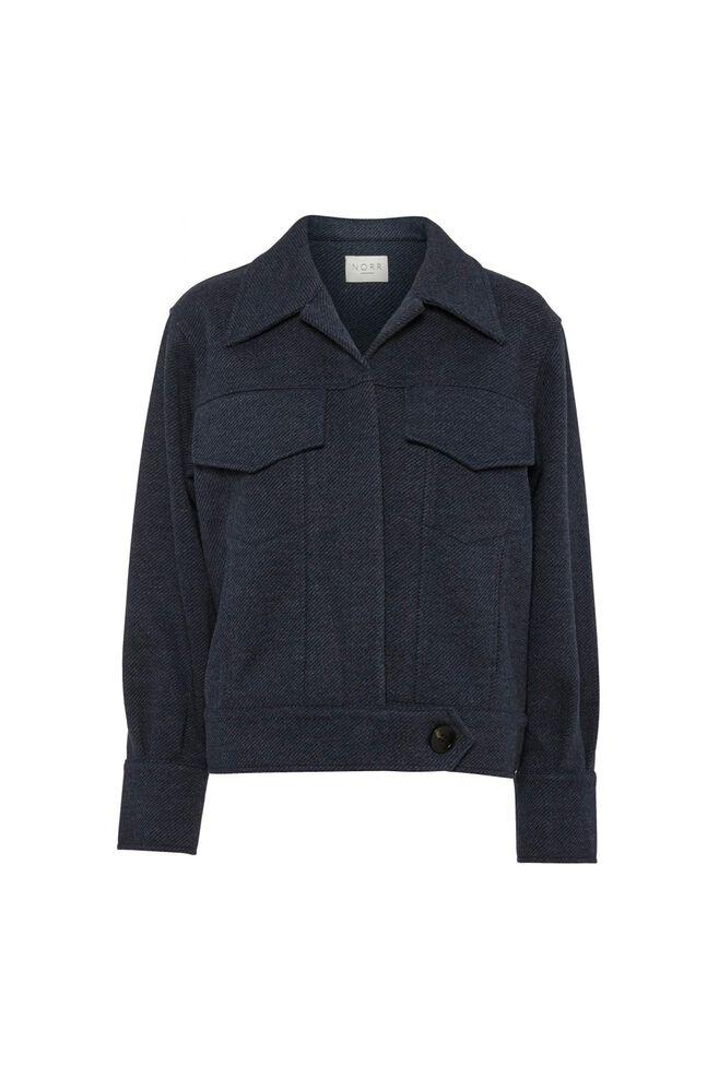 Kenia jacket 11861124, BLUE MELANGE