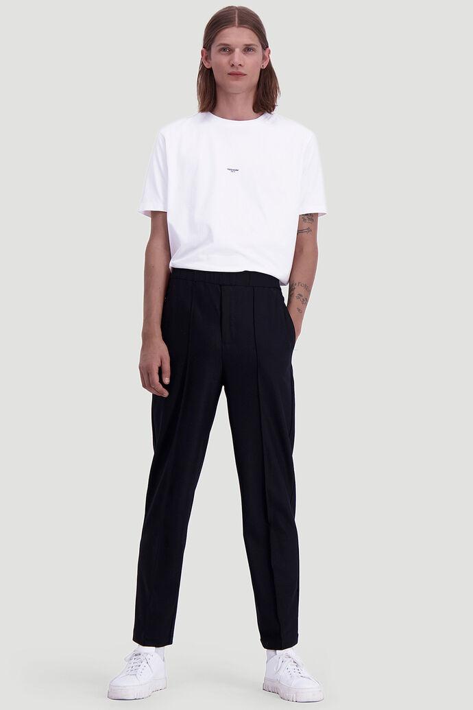 Cis trouser, BLACK