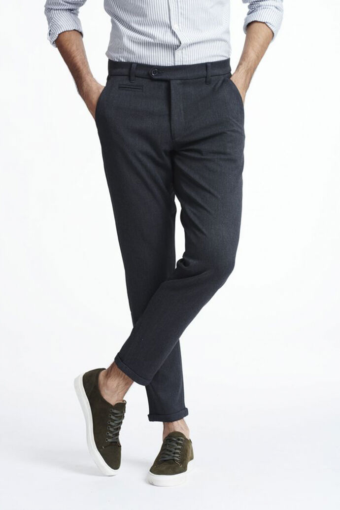 Como Suit Pants LDM501001, ANTHRAZIT