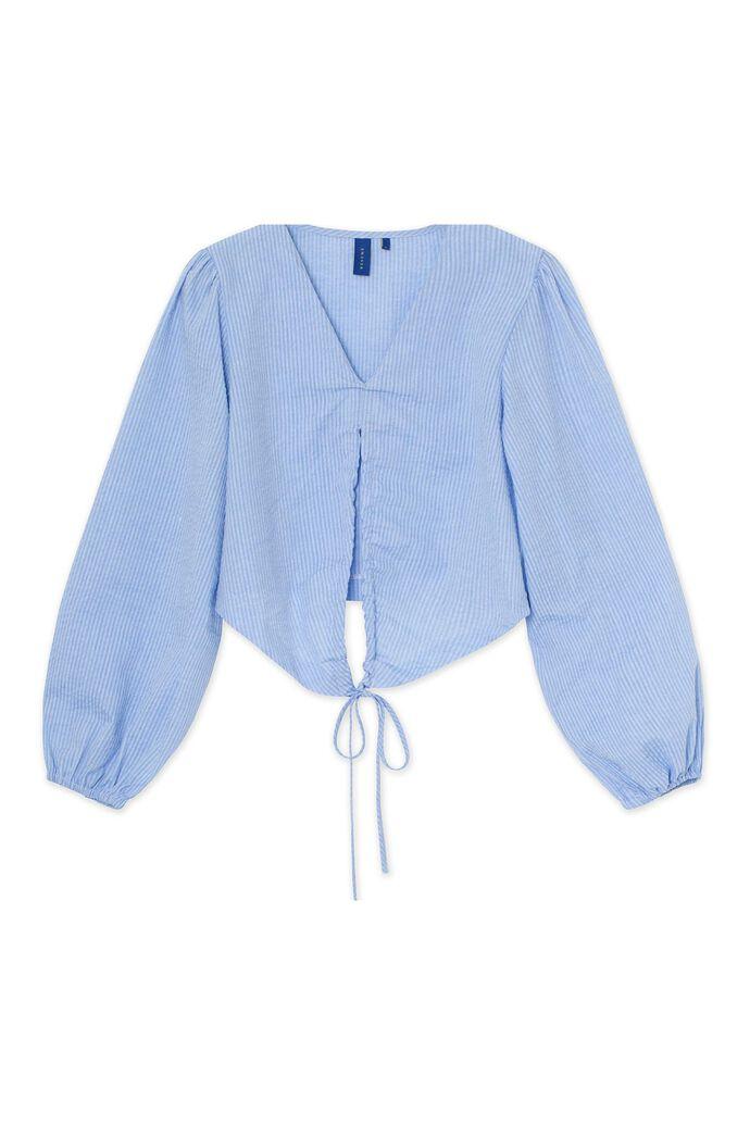 Usha blouse 08970545, SKY