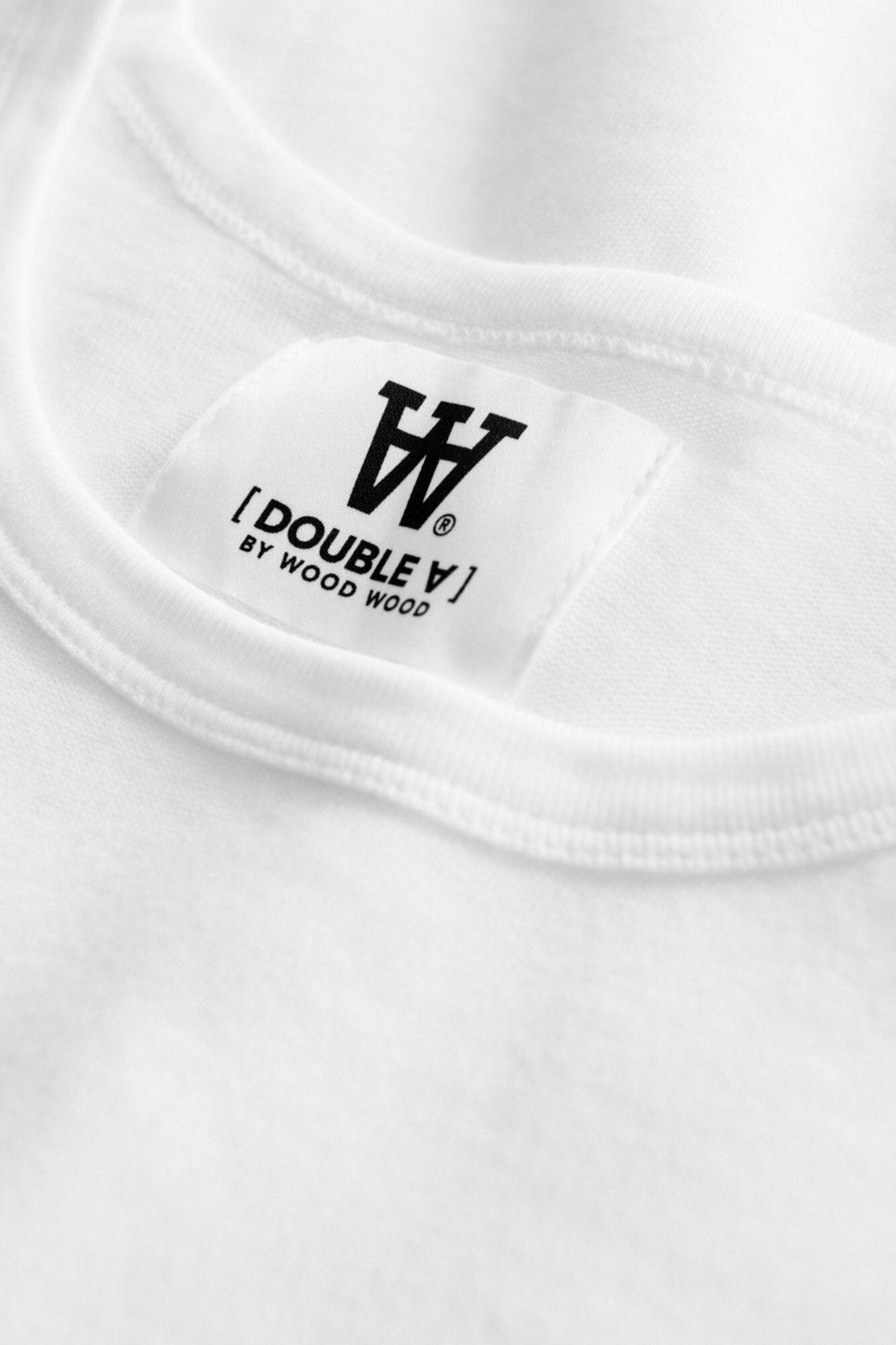 Uma T-shirt, BRIGHT WHITE