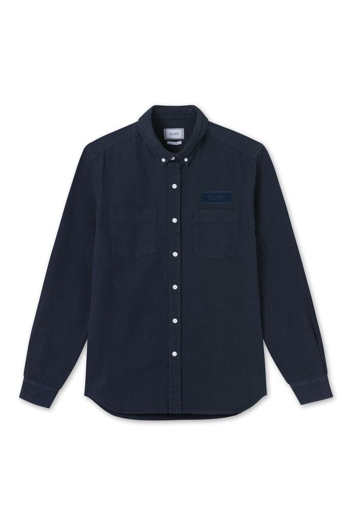 Bear shirt F037, MIDNIGHT BLUE