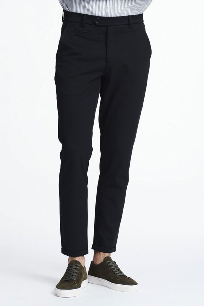 Como Suit Pants LDM501001, BLACK