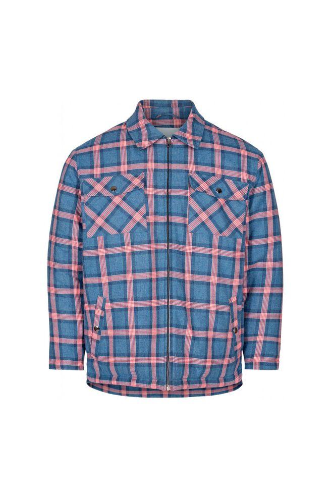 Freedom jacket FA900001, BLUE CHECK PATTERN
