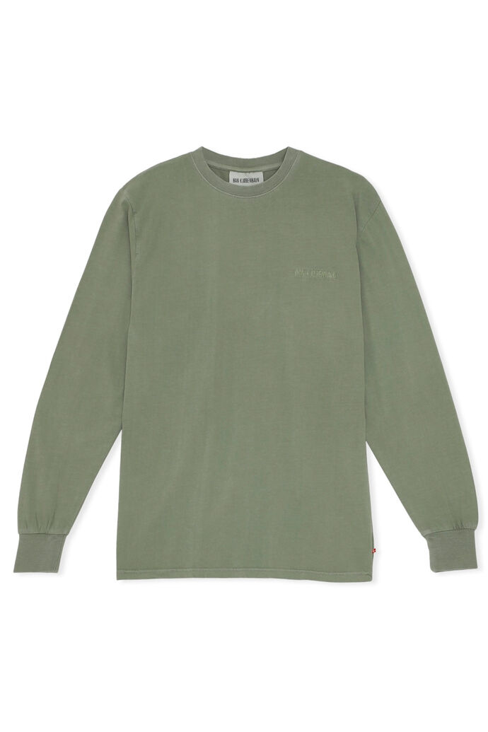 Casual long sleeve M-130127, ARMY