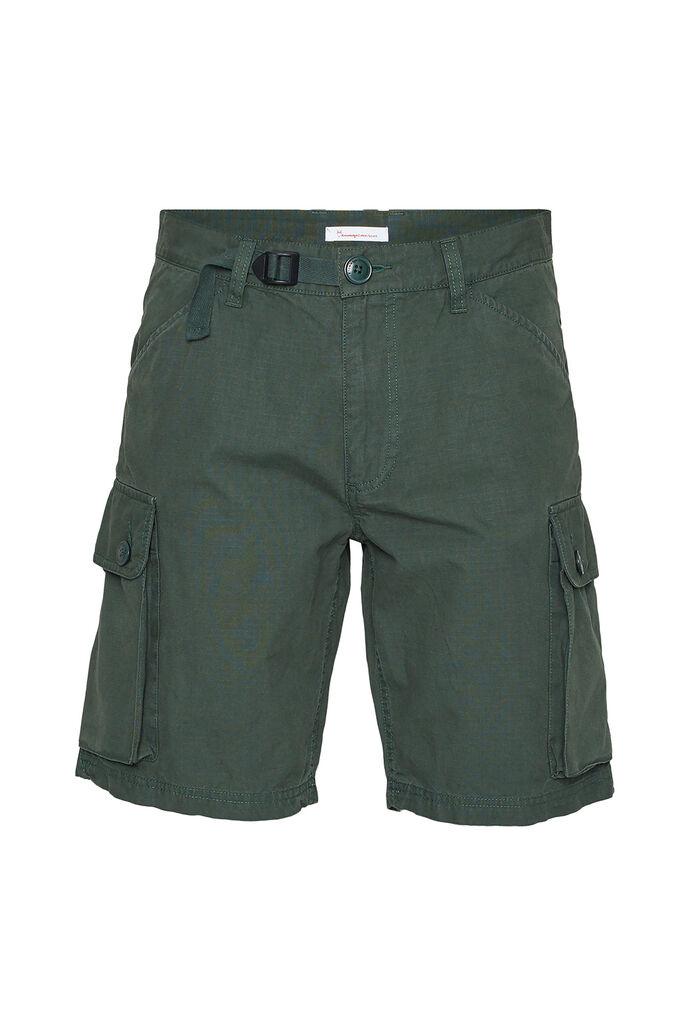 Trek durable rib-stop shorts, PINENEEDLE