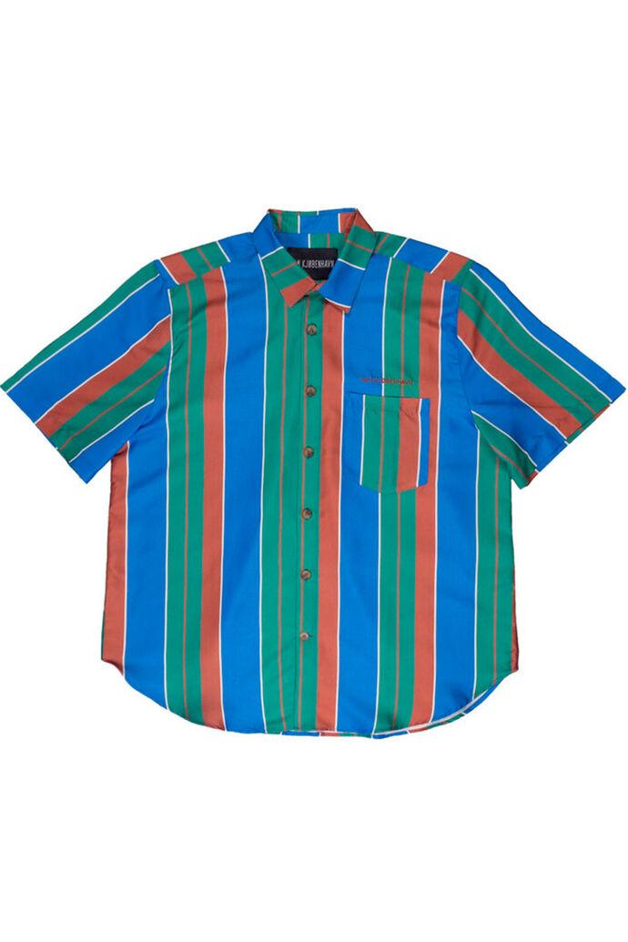 Summer shirt F130184, MULTI STRIPE