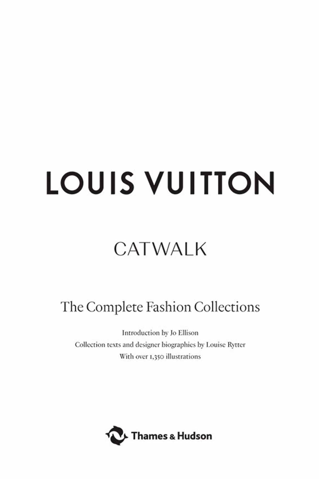 Louis vuitton catwalk TH1018