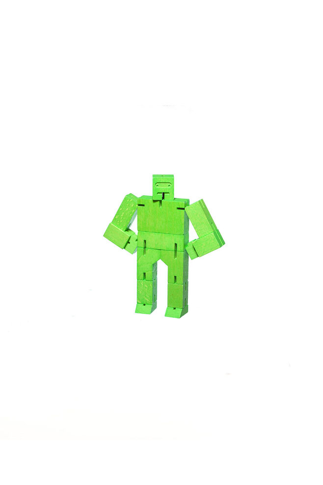 Cubebot small 3d puzzle
