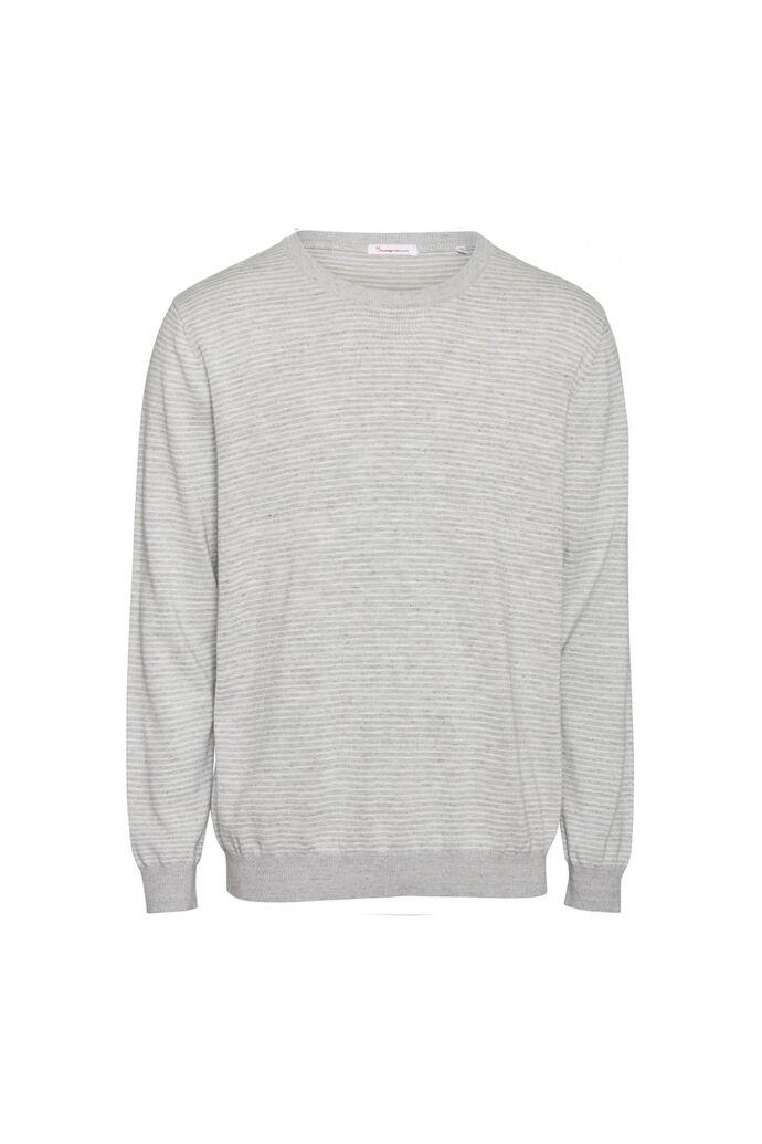 Forrest o-neck striped knit