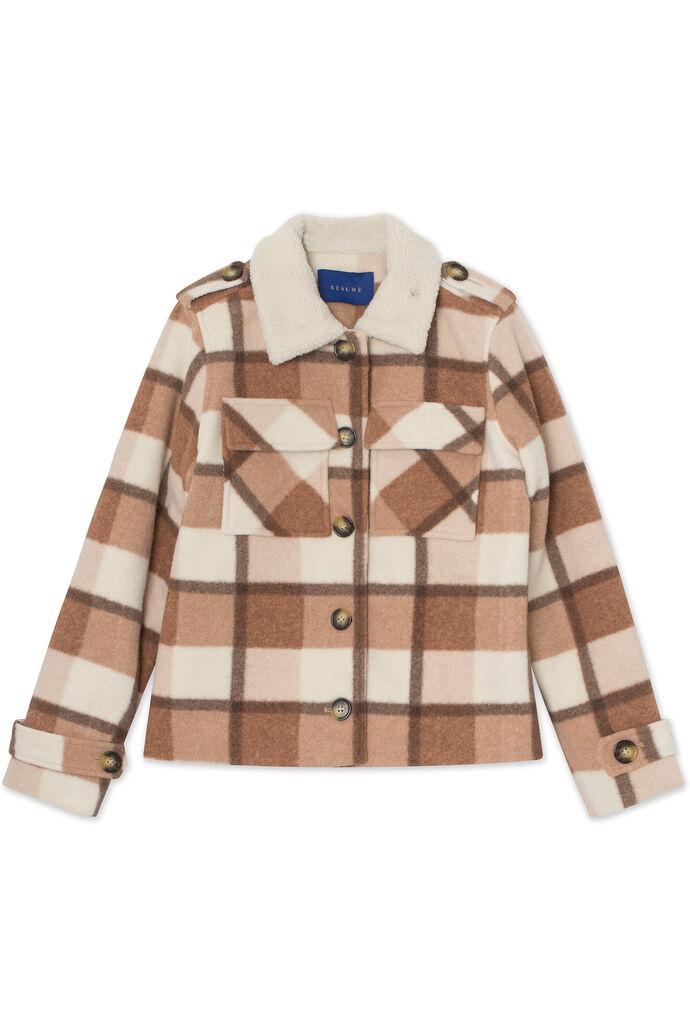 Ada jacket 08190489, CAMEL