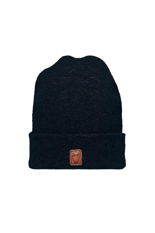 Beanie organic wool 82206, TOTAL ECLIPSE