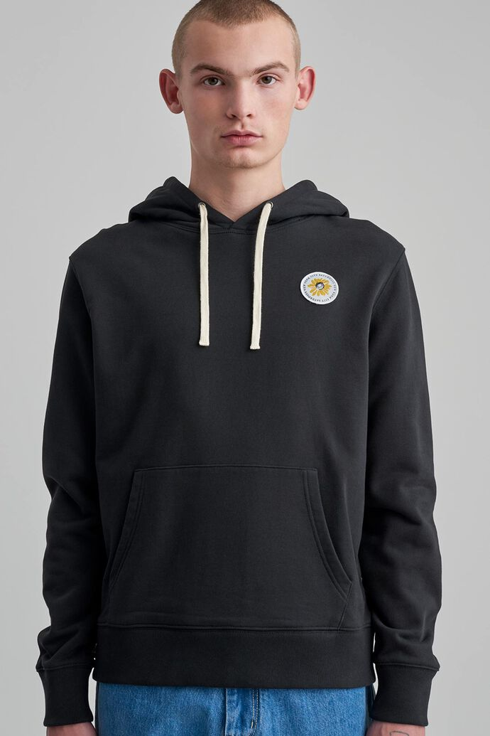 Ditch daisy patch hoodie
