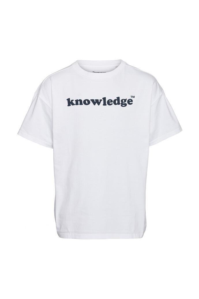 Alder knowledge tee