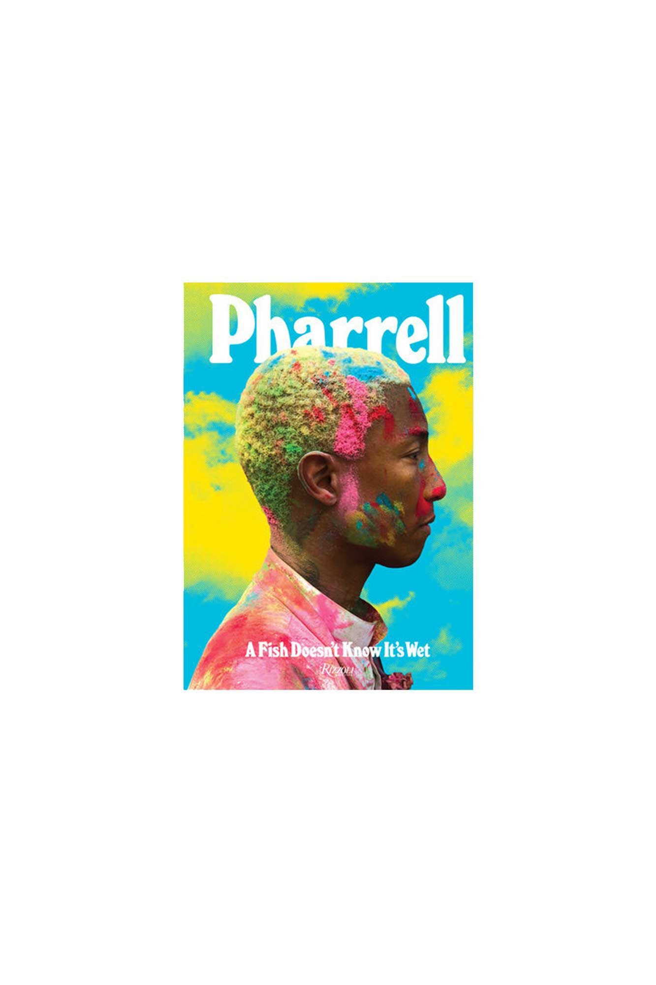 Pharell: a fish doesn't RI1040