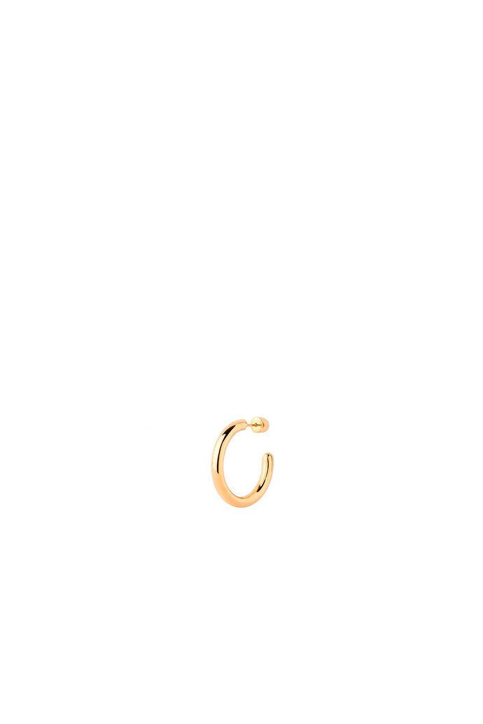 Ruby 28 Hoop Earring 100638, GOLD HP