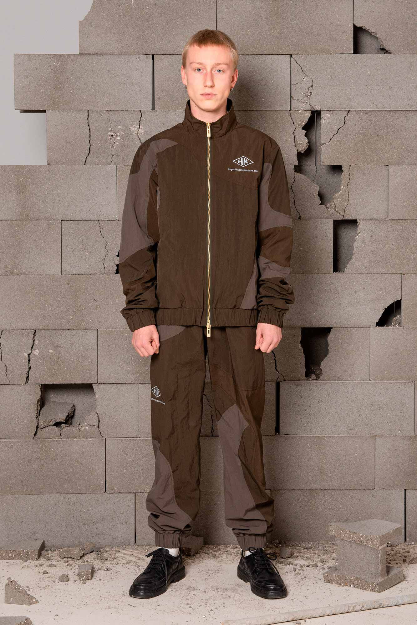Track top curve M-120076, CREPE GREEN