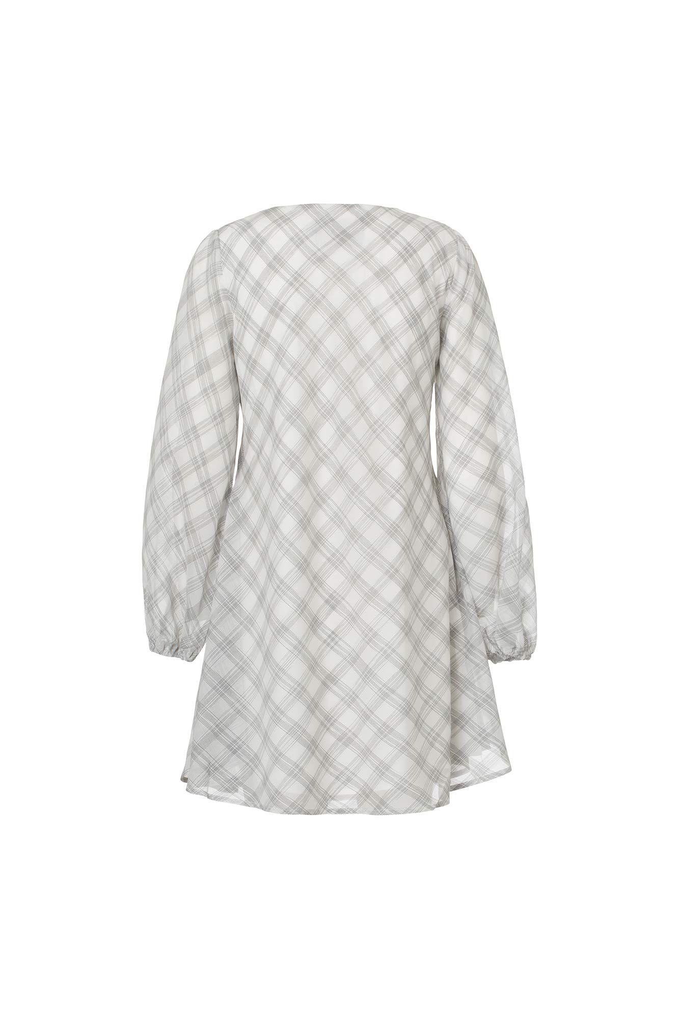 Philippa dress 05370321, WHITE