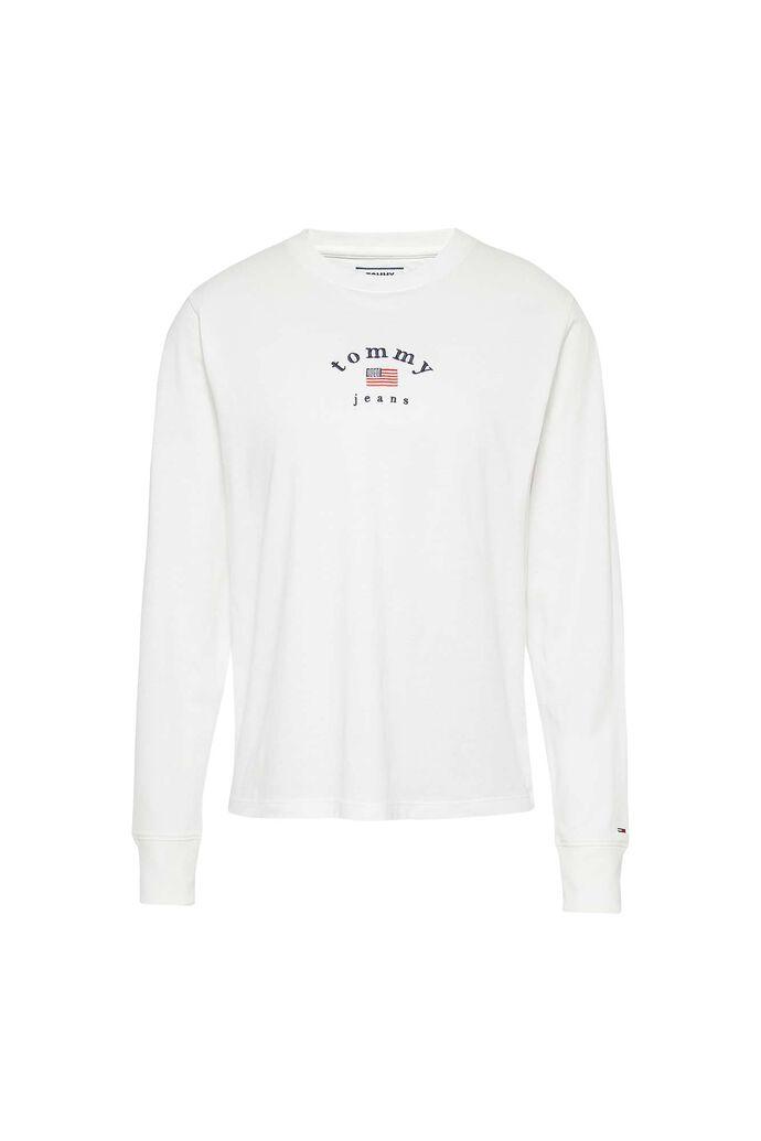 Tjw americana logo DW0DW07419, YA2 CLASSIC WHITE