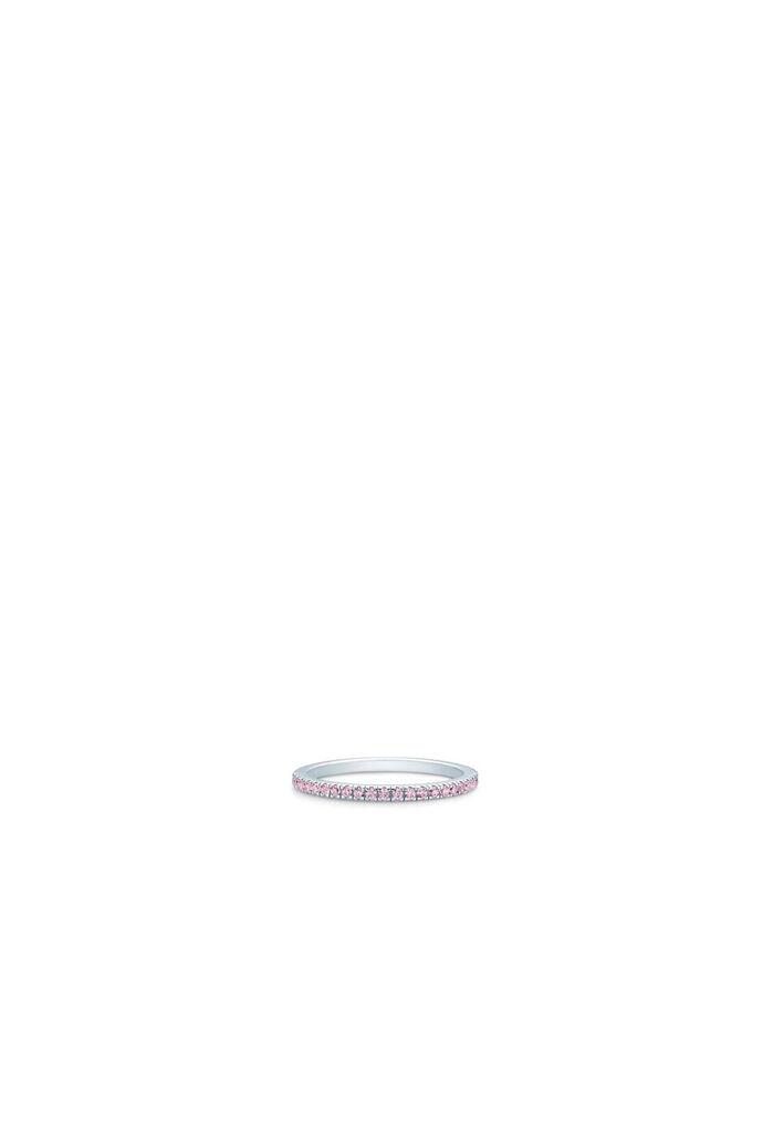 Simplicity IDR012RH, RHODIUM/PINK