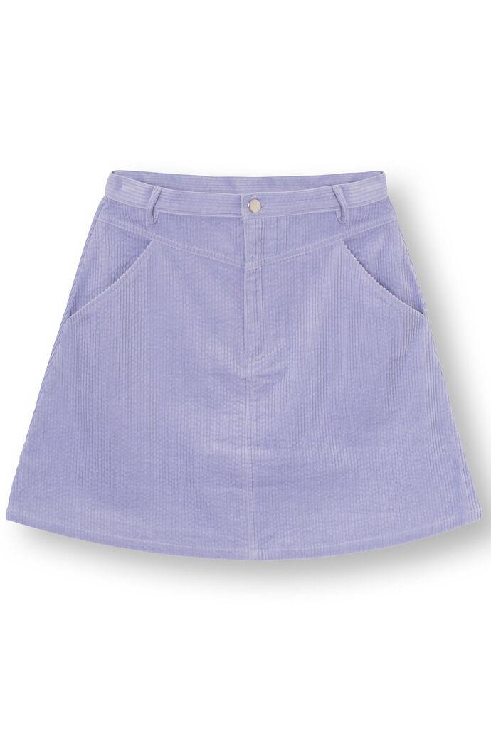 Tanya skirt 06990405, LAVENDA