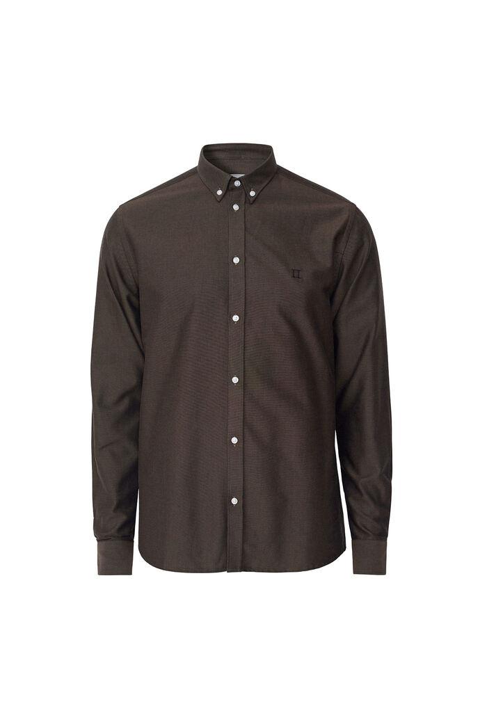 Christoph shirt LMD410021, TURTLE GREEN