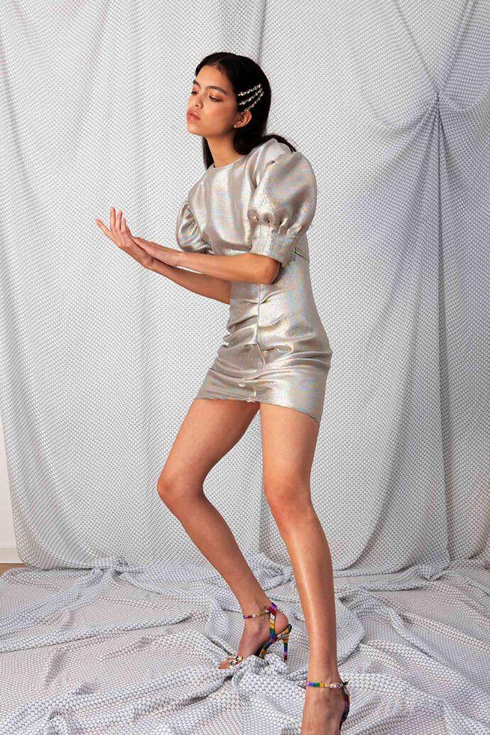 Baker dress s/s 3405641-019, DISCO GLITTER