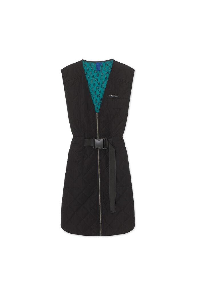 Ambrah vest 08550510, BLACK