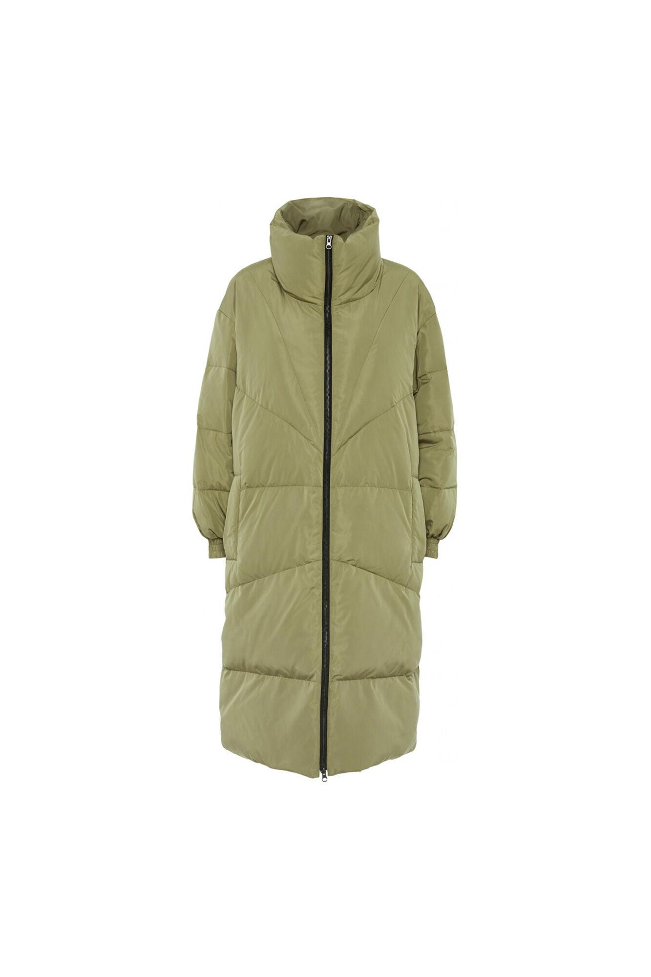 Heather down jacket 11861328, LIGHT ARMY