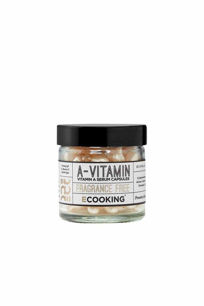 A-vitamin kapsler 50017, 60 STK.