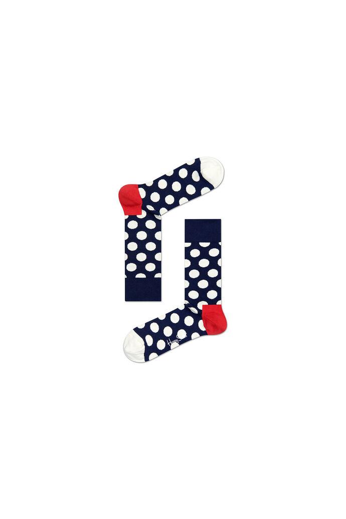 Big dot sock, 608