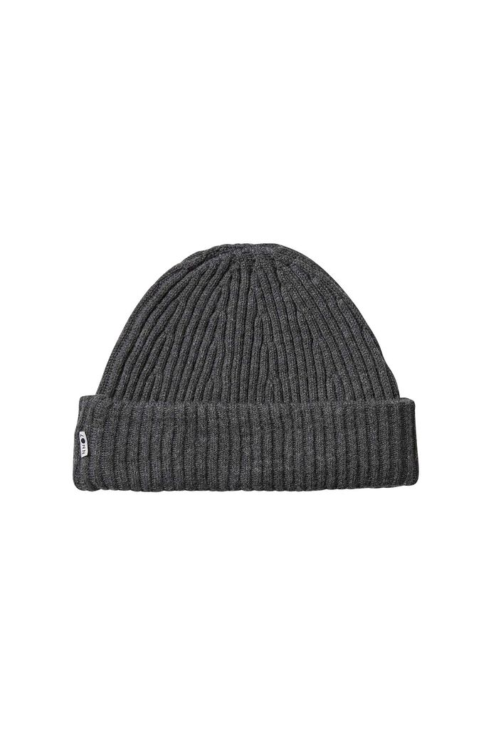 Rib hat 6209, ANTRACITE GREY MEL