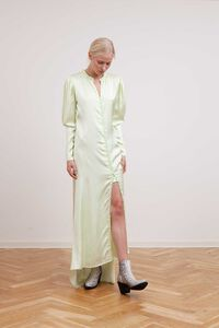 Sully long dress 3220370, PASTEL LIME