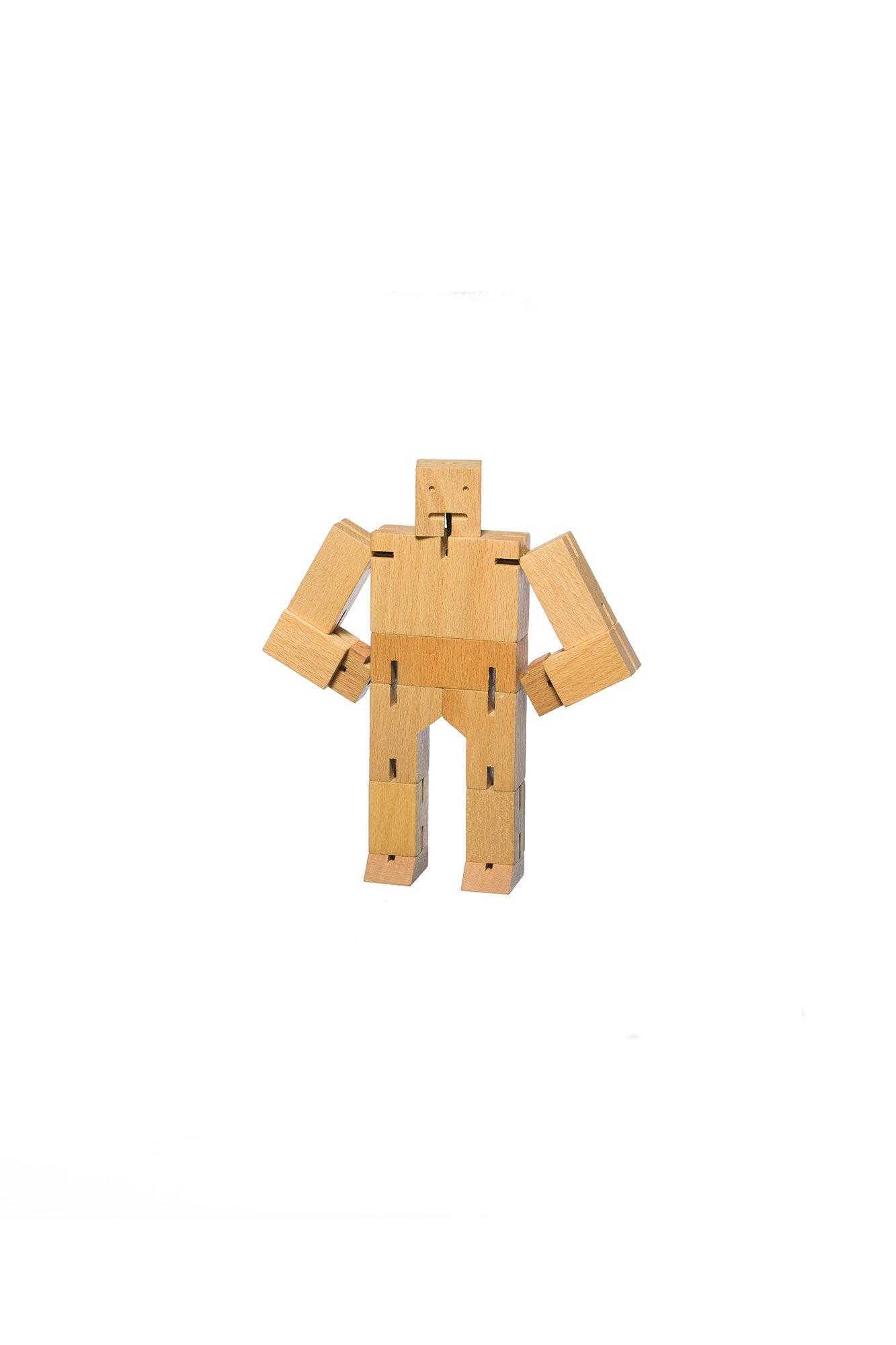 Cubebot julien small 3d puzzle