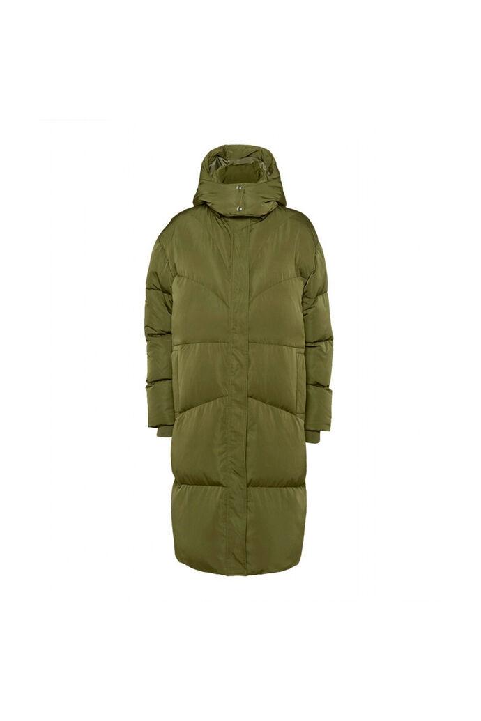 Selma puffer jacket, ARMY