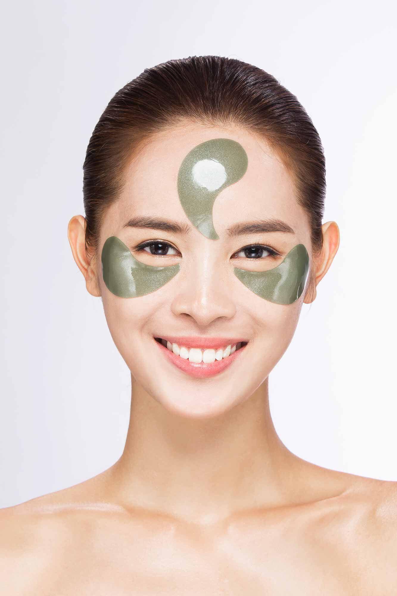 Hydrogel eye mask 78111, MARINE ENERGY